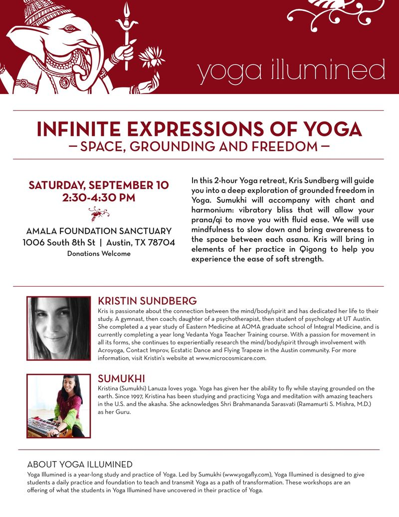 YogaIllumined_2011-Infinite Expressions